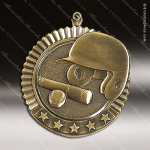 Medallion Five Star Series Baseball Medal Baseball Medals