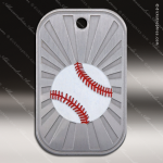 Medallion GI Series Dog Tag Baseball Medal Baseball Medals