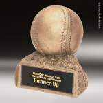 Resin Gold Series Baseball Trophy Award Baseball Trophies