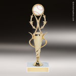 Trophy Builder - Cup Riser - Example 2 Baseball Trophy Awards