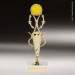 Trophy Builder - Cup Riser - Example 7 Baseball Trophy Awards