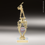 Trophy Builder - Baseball Riser - Example 2 Baseball Trophy Awards