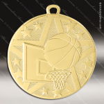 Medallion Superstar Series Basketball Medal Basketball Medals