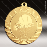 Medallion Starbrite Series Basketball Medal Basketball Medals