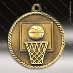 Medallion High Relief Series Basketball Medal Basketball Medals