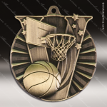 Medallion Victory Series Basketball Medal Basketball Medals