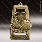 Medallion Star Blast Series Basketball Medal Basketball Medals