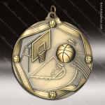 Medallion Wreath Cast Series Basketball Medal Basketball Medals