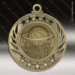 Medallion Galaxy Series Basketball Medal Basketball Medals