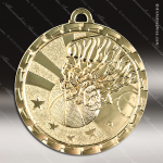Medallion Brite Gold Series Basketball Medal Basketball Medals