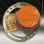 Medallion Enamel Series Basketball Medal Basketball Medals