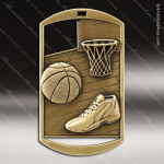 Medallion Dog Tag Series Basketball Medal Basketball Medals