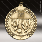 Medallion Die Cast Series Bowling Medal Bowling Medals