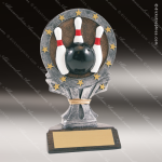 Kids Resin All-Star Series Bowling Trophy Awards Bowling Trophy Awards