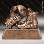 Kids Resin Unique Series Boxing Trophy Awards Boxing Trophy Awards