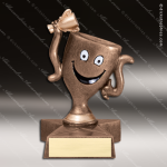 Kids Resin Lil' Buddy Series Winner's Cup Trophy Awards Boxing Trophy Awards