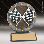 Kids Resin All-Star Series Racing Trophy Awards Car/Automobile Trophy Awards