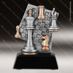 Kids Resin Academy Shield Series Chess Trophy Awards Card Game Trophy Awards