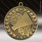 Medallion Illusion Series Cheer Medal Cheerleading Medals