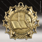 Medallion Ten Star Series Religious Medal Church Religious Medals