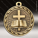 Medallion Sculpted Series Religious Christian Medal Church Religious Medals