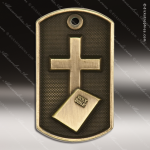 Medallion Dog Tag 3-D Series Religious Medal Church Religious Medals