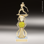 Trophy Builder - Softball Riser - Example 1 Classic Traditional Trophies