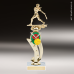 Trophy Builder - Softball Riser - Example 2 Classic Traditional Trophies