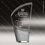 Acrylic  Clear Lunar Trophy Award Clear Acrylic Awards