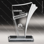 Acrylic  Clear Sand Piper Trophy Award Clear Acrylic Awards