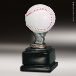 Resin Color Ball Pedestal Series Baseball Trophy Award Color Ball Pedestal Resin Trophy Awards