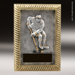 Resin Plaque Series Hockey Trophy Award Color Resin Plaque Trophy Awards