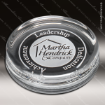 Crystal Clear Windsor Paperweight Trophy Award Corporate Trophy Awards