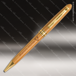 Engraved Wood Bamboo Pen Corporate Trophy Awards