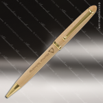 Engraved Wood Wide Maple Pencil Corporate Trophy Awards