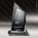 Crystal Clear Cathedral Summit Trophy Award Crystal-D Series Crystal Trophy Awards