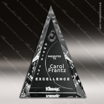 Crystal Clear Palisade Trophy Award Crystal-D Series Crystal Trophy Awards