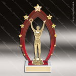 Trophy Builder - Backdrop - Example 3 Customize Your Own Backdrop Trophies