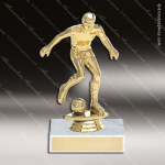 Trophy Builder - Any Figure on Marble - Example 2 Customize Your Own Figure Trophies