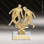 Trophy Builder - Any Figure on Marble - Example 4 Customize Your Own Figure Trophies