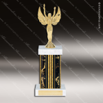 Trophy Builder - Wide Column - Example 1 Customize Your Own Wide Column Trophies