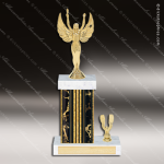 Trophy Builder - Wide Column - Example 2 Customize Your Own Wide Column Trophies