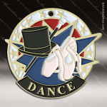 Medallion USA Sport Series Dance Medal Dance Medals