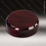 Engraved Rosewood Round Gavel Sounding Block Dick's Trophies | Crystal Awards | Plaques | Corporate Gifts | Custom Engraving | Artistic Glass