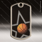 Medallion Star Series Dog Tag Basketball Medal Dog Tag Medals