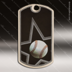 Medallion Star Series Dog Tag Baseball Medal Dog Tag Medals
