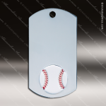 Medallion Silver Series Dog Tag Baseball Medal Dog Tag Medals