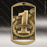 Medallion Dog Tag Series 1st Place Medal Dog Tag Medals