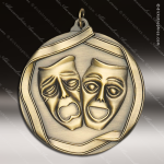 Medallion Wreath Cast Series Drama Medal Drama Medals