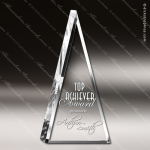Acrylic Clear Triangle Spear Trophy Award Employee Trophy Awards